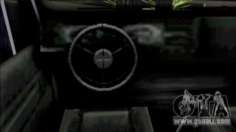 Vapid Coyote [SA Style] for GTA San Andreas
