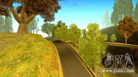 Beautiful Vegetation for GTA San Andreas