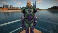Lex Luthor from Mortal Kombat for GTA San Andreas