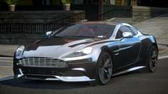 Aston Martin Vanquish US for GTA 4