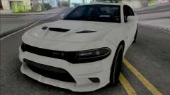 Dodge Charger 2018 Lowpoly