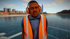 GTA V 2 worker for GTA San Andreas
