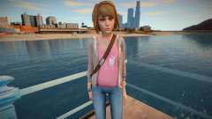 Maxine Caulfield from Life is Stange for GTA San Andreas