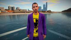 Russian mobster for GTA San Andreas