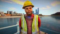 GTA V 1 worker for GTA San Andreas