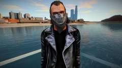 Biker Trevor (with bandana) for GTA San Andreas