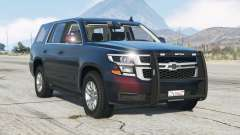 Chevrolet Tahoe 2020〡Unmarked [ELS]〡add-on for GTA 5