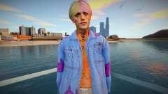Lil Peep V1 for GTA San Andreas