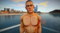 John Cena naked torso for GTA San Andreas
