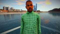 Fam2 from Gta V for GTA San Andreas