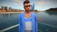 Dude 9 from GTA Online for GTA San Andreas