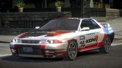 Nissan Skyline R32 GS-R S6 for GTA 4