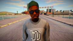 Gangstar (GTA V) v1 for GTA San Andreas