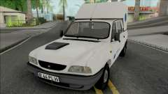 Dacia 1307 Papuc Romtelecom for GTA San Andreas