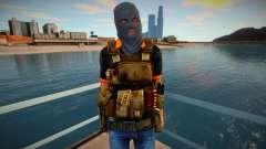 Sicario De Los Zetas v4 for GTA San Andreas