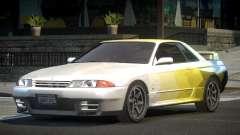 Nissan Skyline R32 GS-R S7 for GTA 4