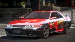 Nissan Skyline R32 GS-R S3 for GTA 4