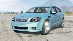 Chevrolet Caprice SS 2010 for GTA 5
