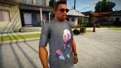Eoto Shirt For CJ Original for GTA San Andreas