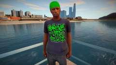 GTA 5 Fam2 for GTA San Andreas