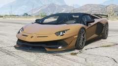 Lamborghini Aventador SVJ Roadster 2019〡add-on v1.01 for GTA 5