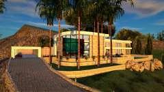 The one huge mansion