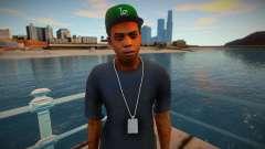 Lamar (GTA V) for GTA San Andreas