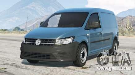 Volkswagen Caddy Kasten Maxi (Type 2K) 2016〡add-on for GTA 5