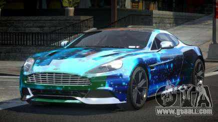 Aston Martin Vanquish US S3 for GTA 4