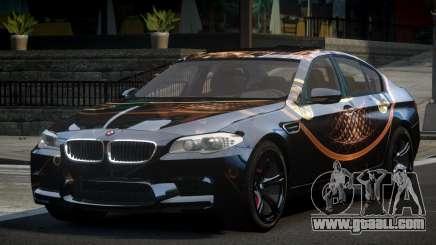 BMW M5 F10 US L2 for GTA 4