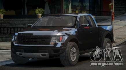 Ford F150 SP-U for GTA 4