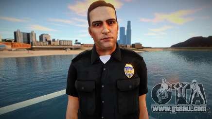 New cop for GTA San Andreas
