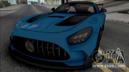 Mercedes-AMG GT Black Series 2020 for GTA San Andreas