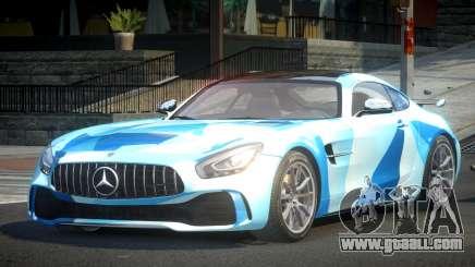 Mercedes-Benz AMG GT Qz S7 for GTA 4