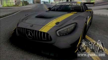 Mercedes-AMG GT3 [HQ] for GTA San Andreas