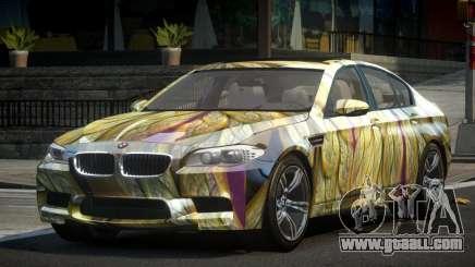BMW M5 F10 US L4 for GTA 4
