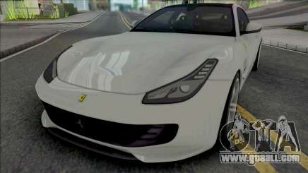 Ferrari GTC4Lusso (SA Plate) for GTA San Andreas