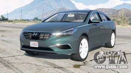 Hyundai Sonata (LF) 2015 for GTA 5