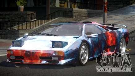 Lamborghini Diablo SP-U S5 for GTA 4