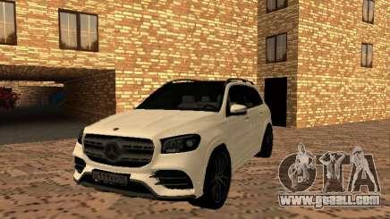 Mercedes-Benz GLS 450 2021 for GTA San Andreas