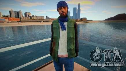 Homeless for GTA San Andreas