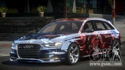 Audi B9 RS4 S5 for GTA 4