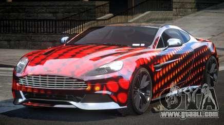 Aston Martin Vanquish US S2 for GTA 4