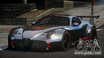 Alfa Romeo 8C Competizione GS-R S1 for GTA 4