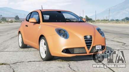 Alfa Romeo MiTo Quadrifoglio Verde (955) 2014 v2.3.1 for GTA 5