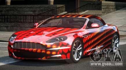 Aston Martin DBS U-Style S9 for GTA 4
