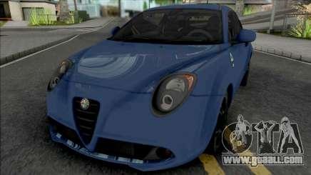 Alfa Romeo MiTo [HQ] for GTA San Andreas