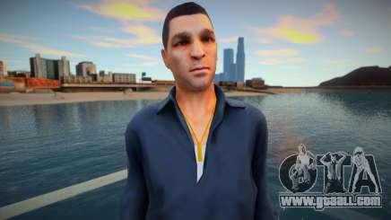 Vmaff3 new skin for GTA San Andreas