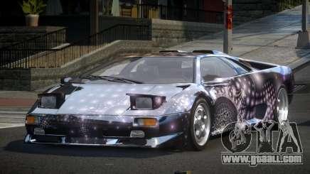 Lamborghini Diablo SP-U S6 for GTA 4