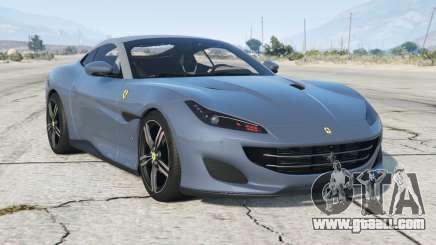 Ferrari Portofino 2018〡add-on for GTA 5
